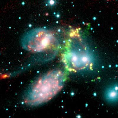 Algo de lo que pasó desde el Big Bang : Blog de Emilio Silvera V.