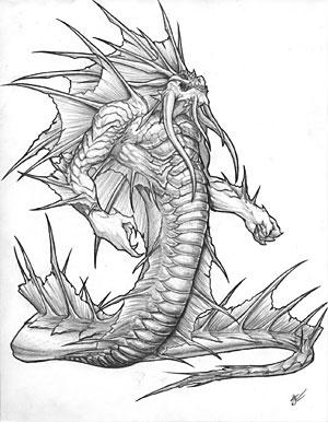 dragones o serpientes