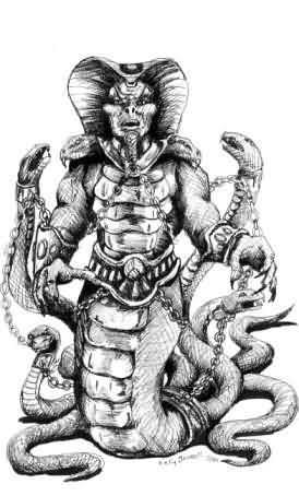 Los Dioses Serpiente Y Dragón En La Mitología...¿Reflejan