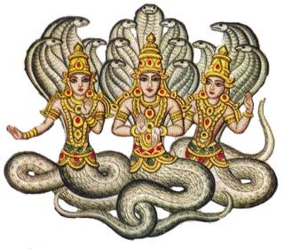 Antiguas civilizaciones y enigmas (dragones o serpientes)