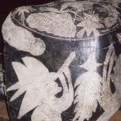¿Existió una civilización que coexistió con los dinosaurios? Piedras_ica-ss