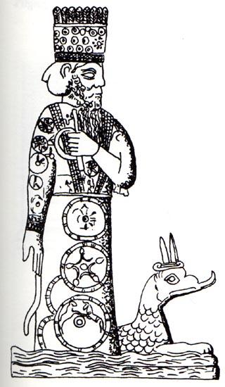 Resultado de imagen para dragon dumuzi