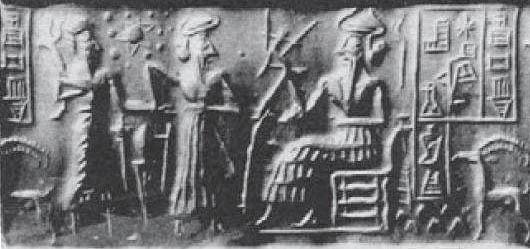 Babilonians tablet