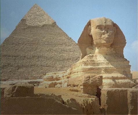 ¿Qué secretos esconde la Esfinge de Egipto?  (2/6)