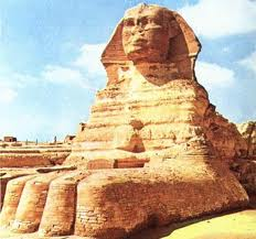 ¿Qué secretos esconde la Esfinge de Egipto?  (1/6)