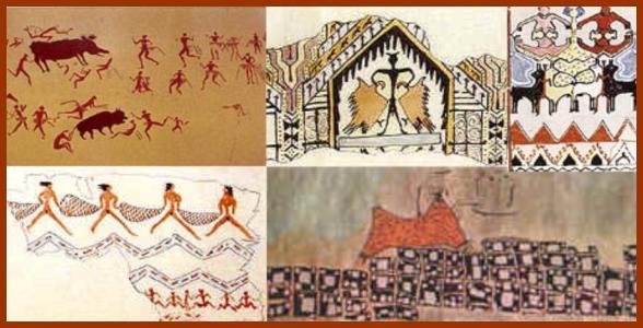 Catal Huyuk Pottery