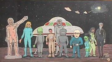 Resultado de imagen de soldado Extraterrestre en Marte