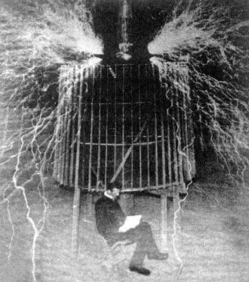 Una extraña historia del genial científico Nikola Tesla (3/6)