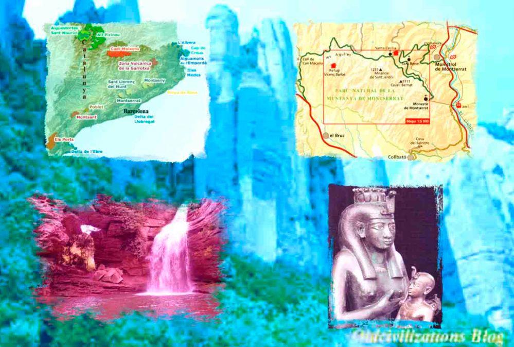 ¿Qué misterios esconde la sagrada montaña de Montserrat? (3/6)