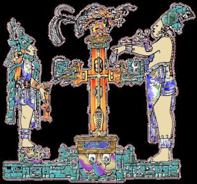 Éxodo....segunda señal / otra señal nos advierte - Página 4 Cruz-maya