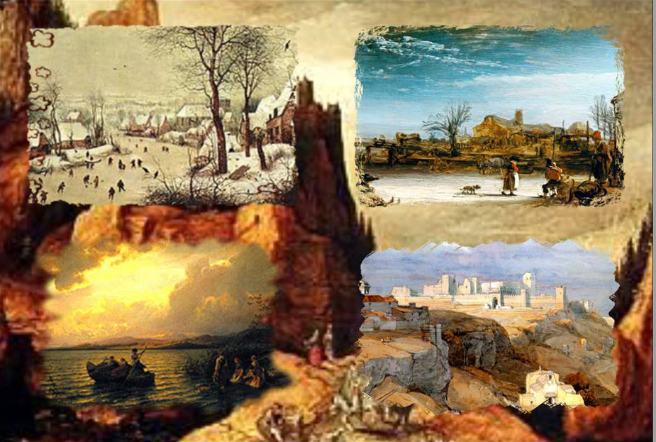 El arte pictórico y su relación con la historia de la Humanidad (3/6)
