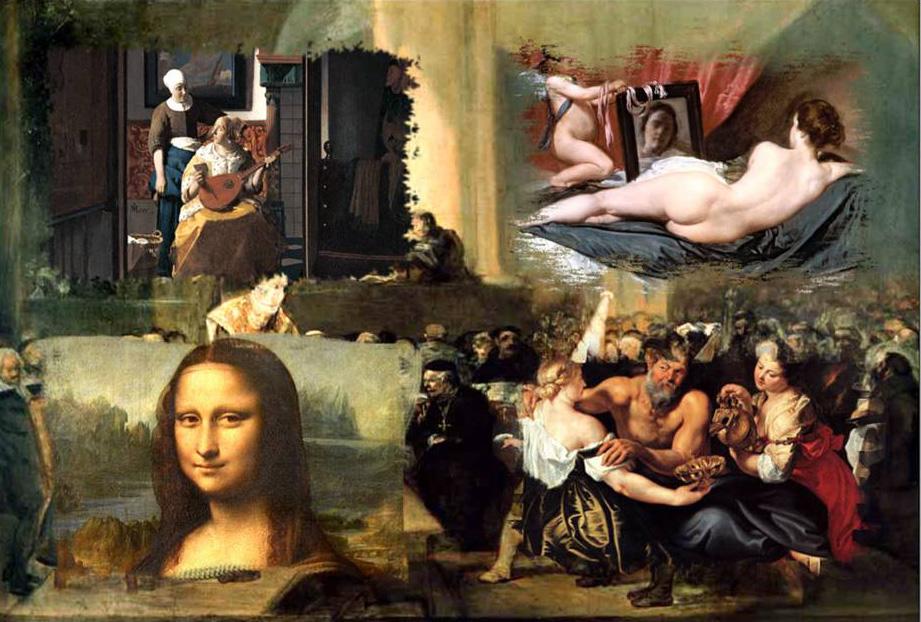 El Arte Pict Rico Y Su Relaci N Con La Historia De Humanidad