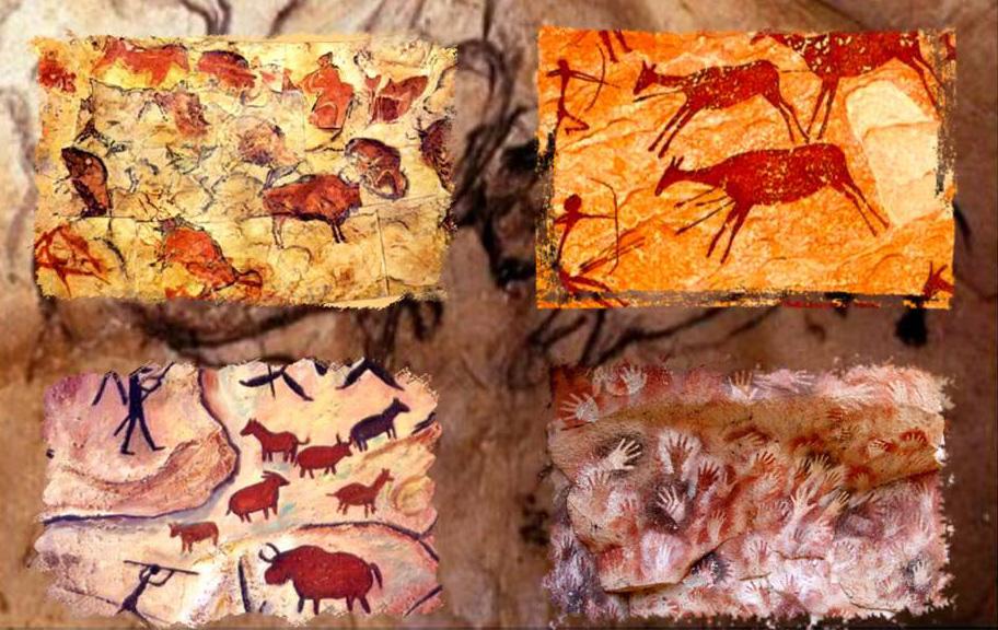 El arte pictrico y su relacin con la historia de la Humanidad