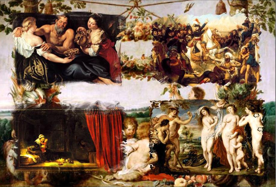El arte pictórico y su relación con la historia de la Humanidad ...