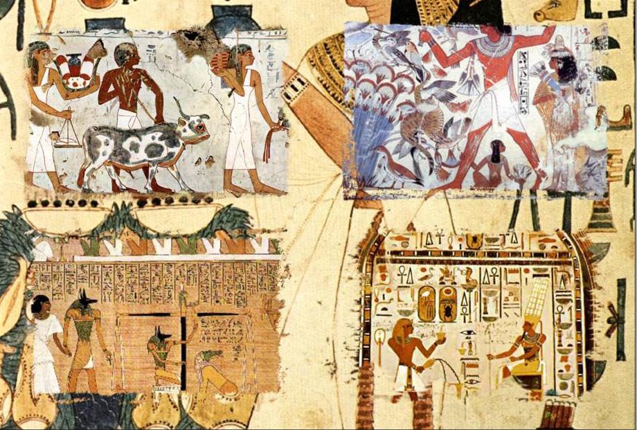 El arte pictórico y su relación con la historia de la Humanidad (6/6)