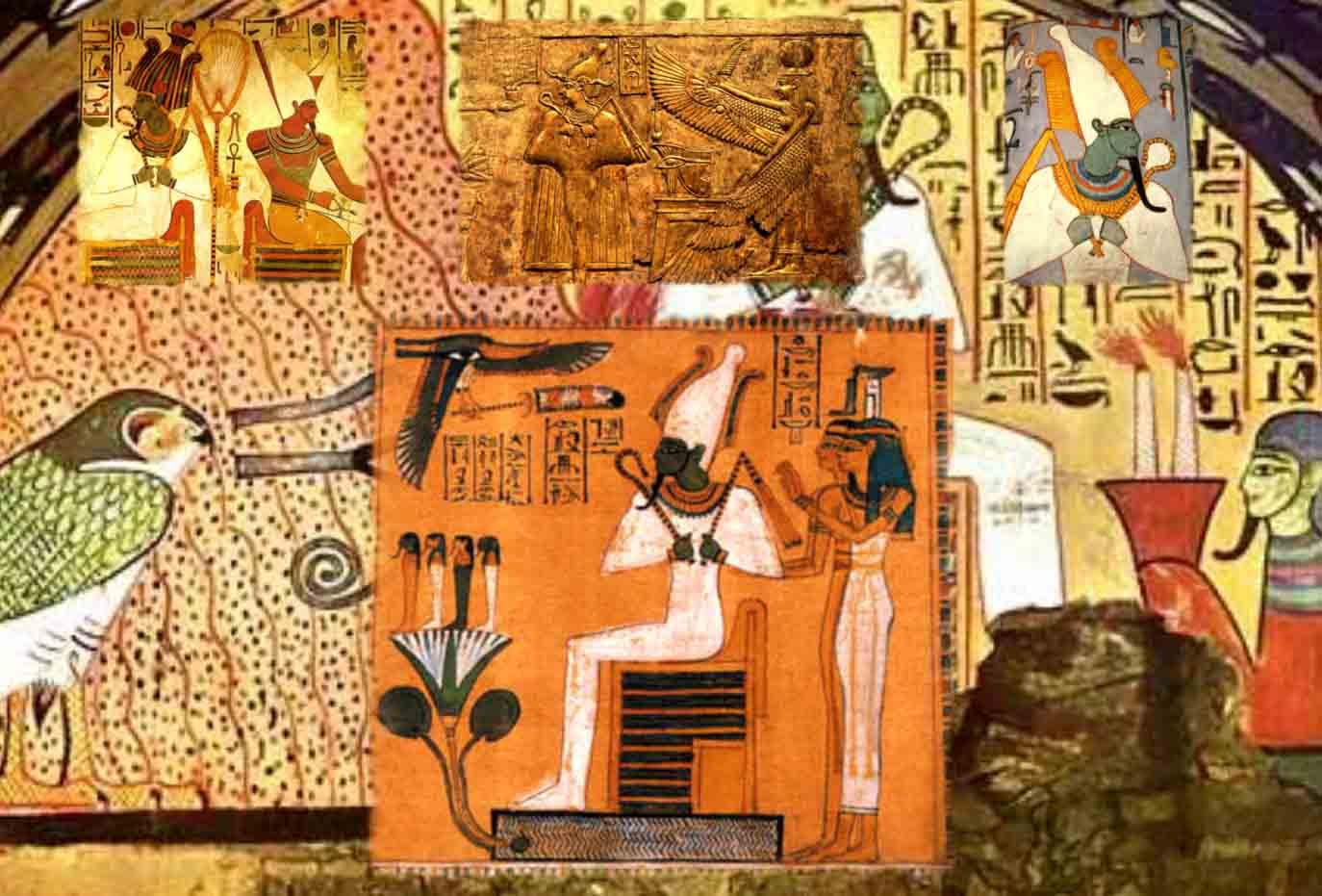 los herederos de los iniciados del antiguo egipto 12