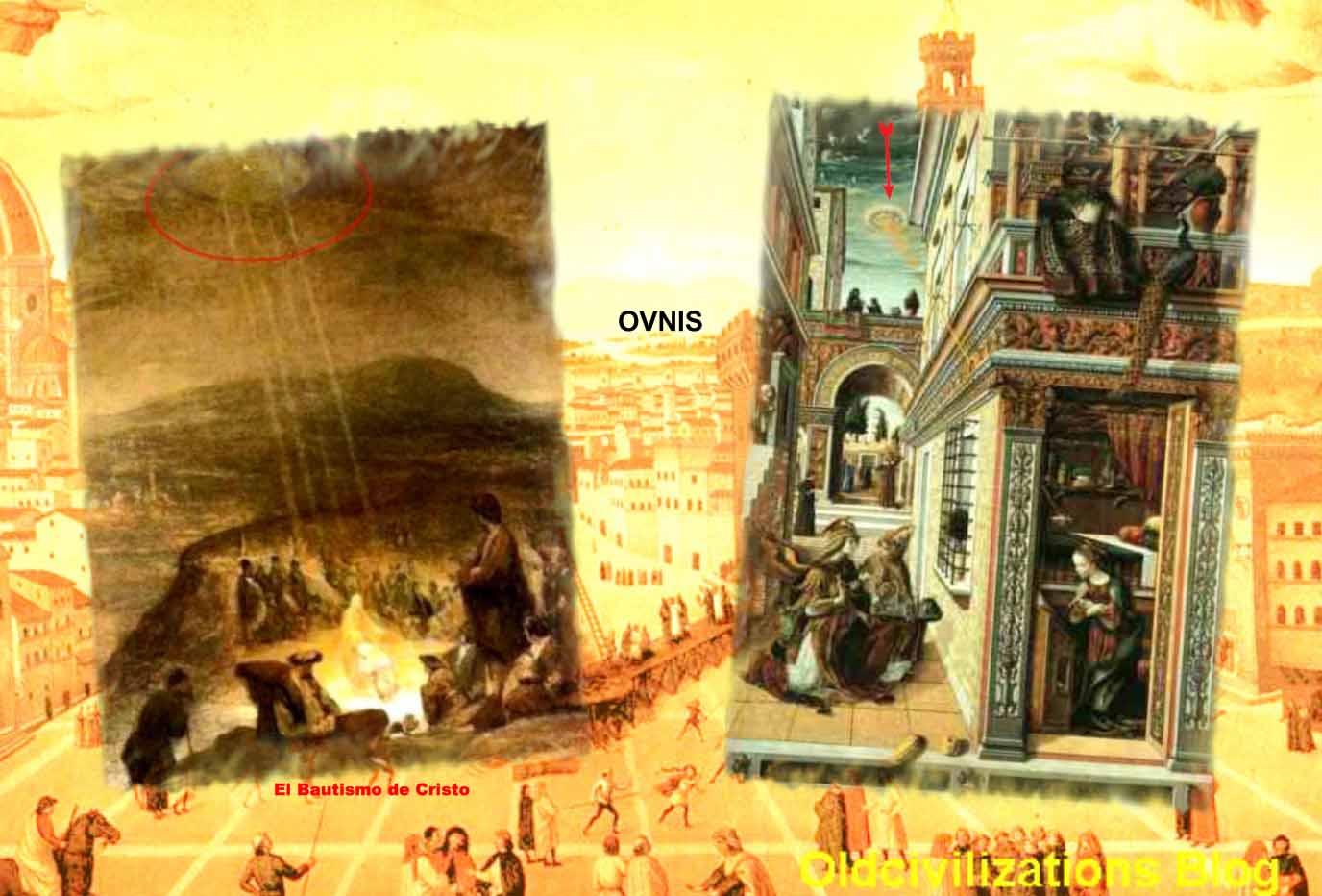 Mensajes ocultos en el arte pictórico « Oldcivilizations\'s Blog