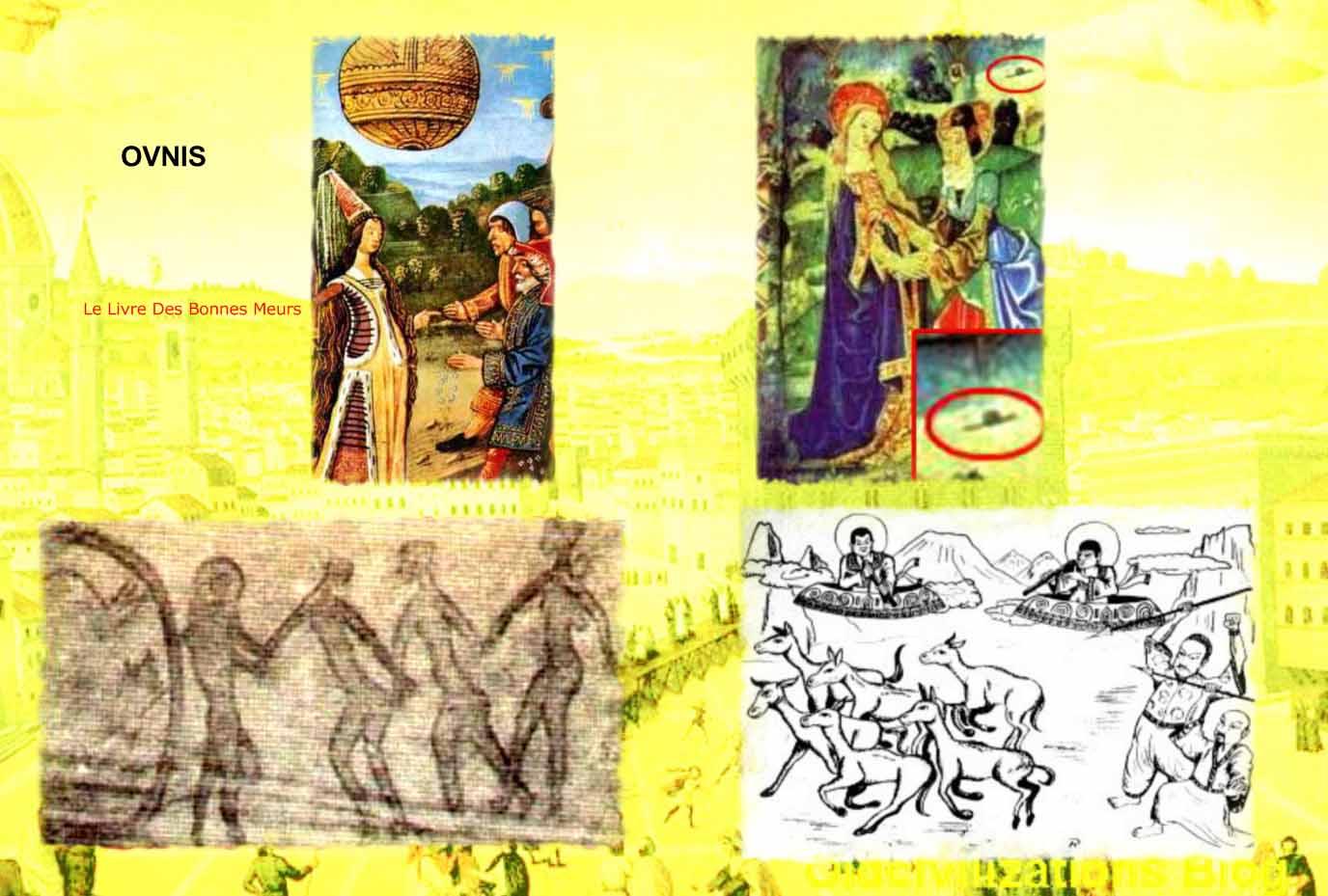 Mensajes ocultos en el arte pict rico oldcivilizations 39 s - Donde estudiar pintura ...