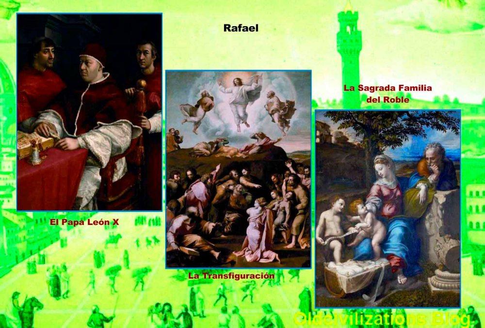 Mensajes ocultos en el arte pictórico (1/6)