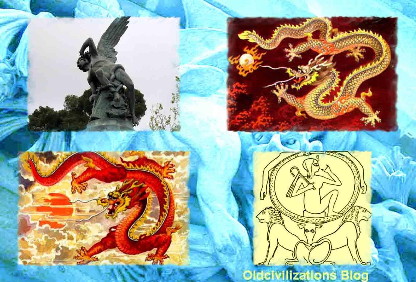 Resultado de imagen de El arte maya antiguo representaba el cielo como una serpiente de dos cabezas, con símbolos de Venus-que sale justo antes del amanecer-en un extremo y el Sol en el otro