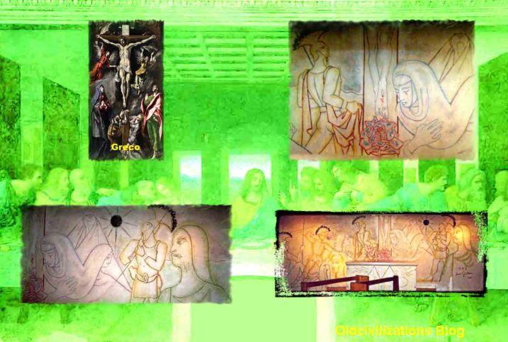 Las obras de Leonardo da Vinci, ¿escondían un código secreto? Imagen-11