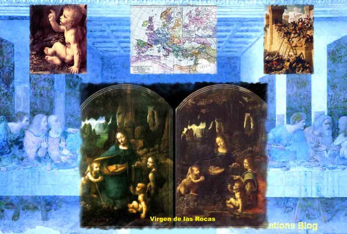 Las obras de Leonardo da Vinci, ¿escondían un código secreto? Imagen-12
