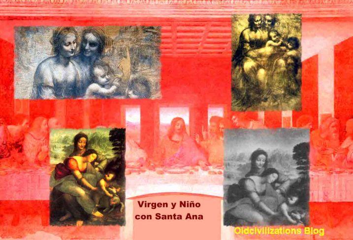 Las obras de Leonardo da Vinci, ¿escondían un código secreto? Imagen-13