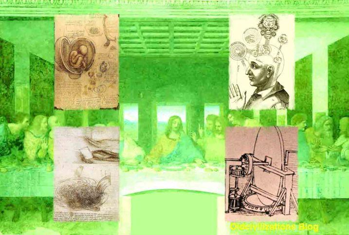 Las obras de Leonardo da Vinci, ¿escondían un código secreto? Imagen-15