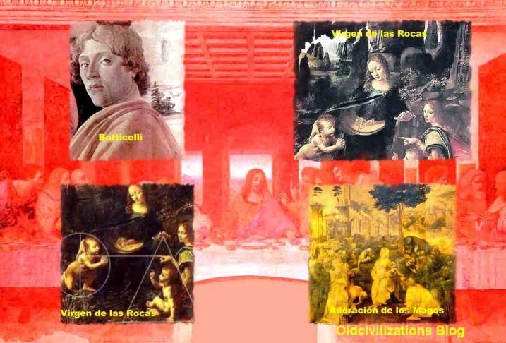 Las obras de Leonardo da Vinci, ¿escondían un código secreto? Imagen-17