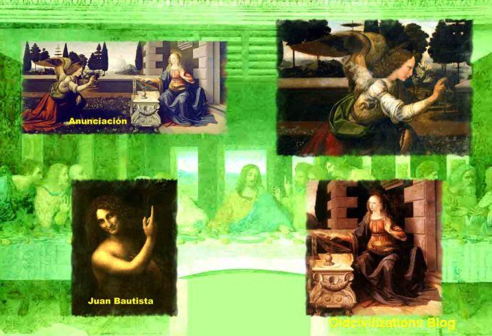 Las obras de Leonardo da Vinci, ¿escondían un código secreto? Imagen-19
