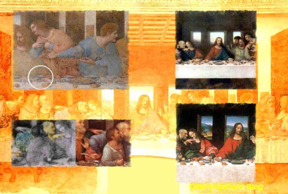 Las obras de Leonardo da Vinci, ¿escondían un código secreto? (3/6)