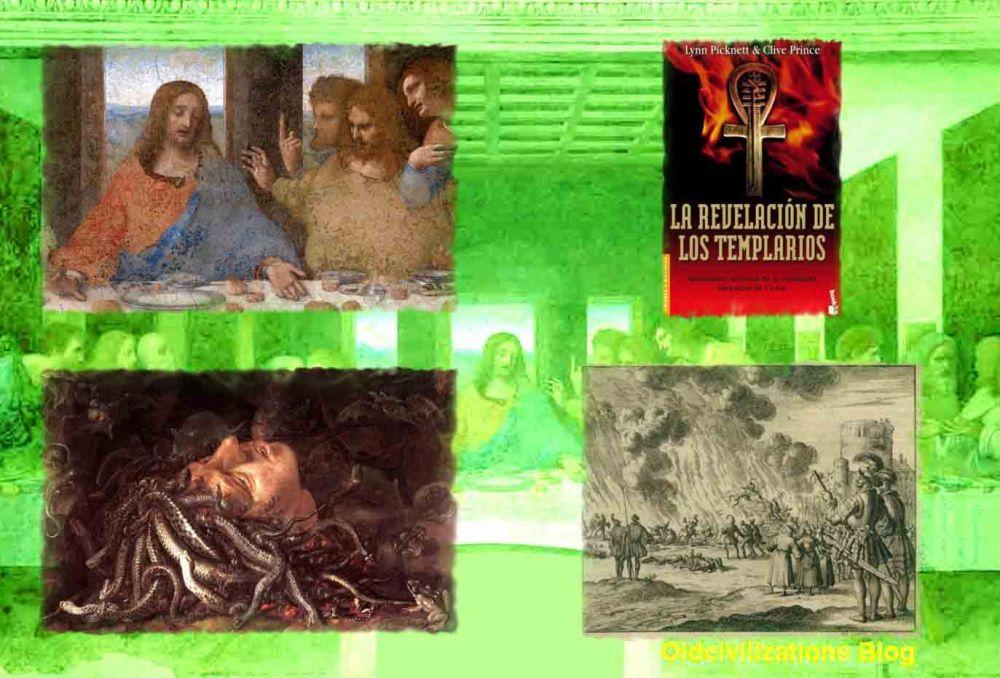 Las obras de Leonardo da Vinci, ¿escondían un código secreto? (4/6)