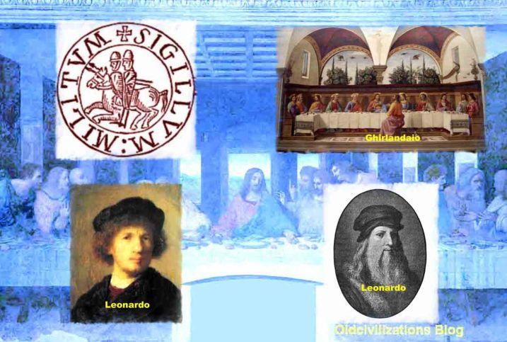Las obras de Leonardo da Vinci, ¿escondían un código secreto? Imagen-4