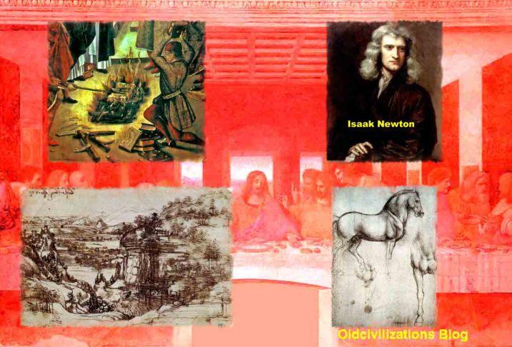 Las obras de Leonardo da Vinci, ¿escondían un código secreto? Imagen-43