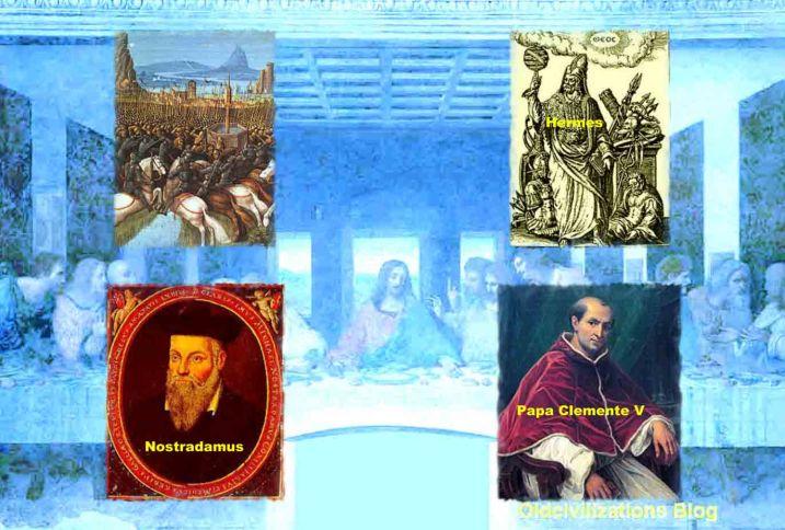 Las obras de Leonardo da Vinci, ¿escondían un código secreto? Imagen-8