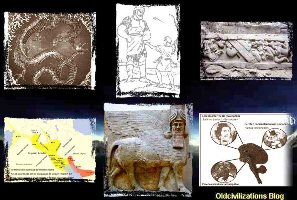 Los Anunnaki y su relación con las leyendas sobre Dragones (4/6)