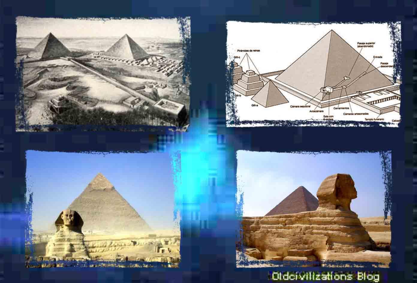 Las misteriosas y sorprendentes construcciones egipcias ...