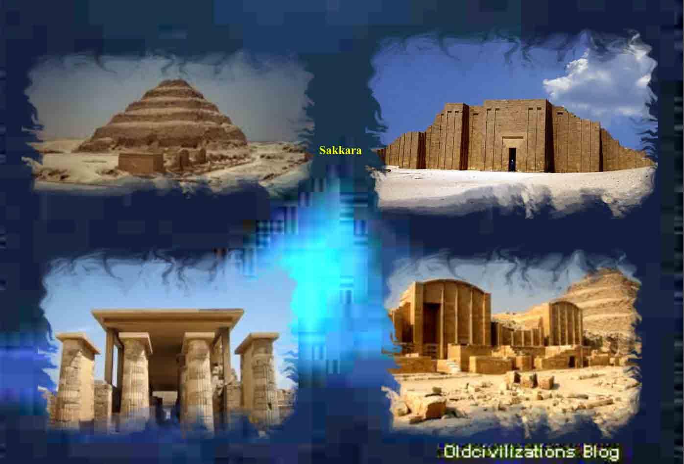Las misteriosas y sorprendentes construcciones egipcias for Construcciones minimalistas fotos