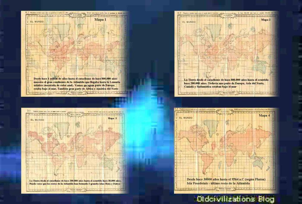 Evidencias de civilizaciones antediluvianas (2/6)