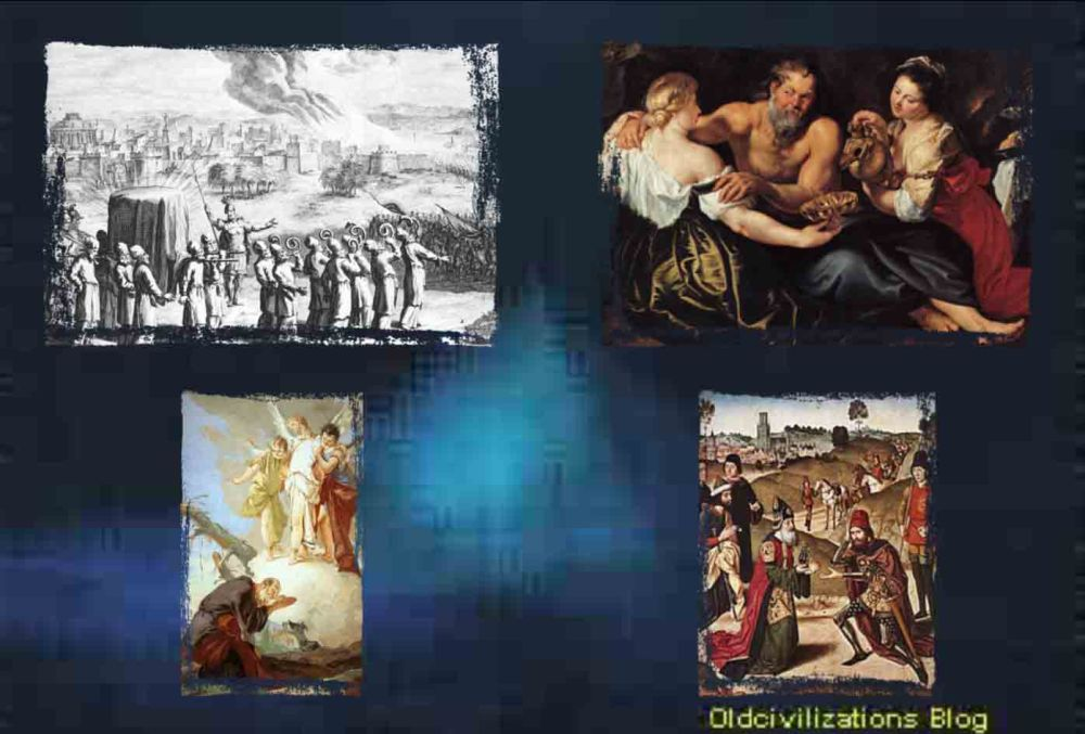Antiguos pueblos contactados por los dioses y el fenómeno ovni (3/6)