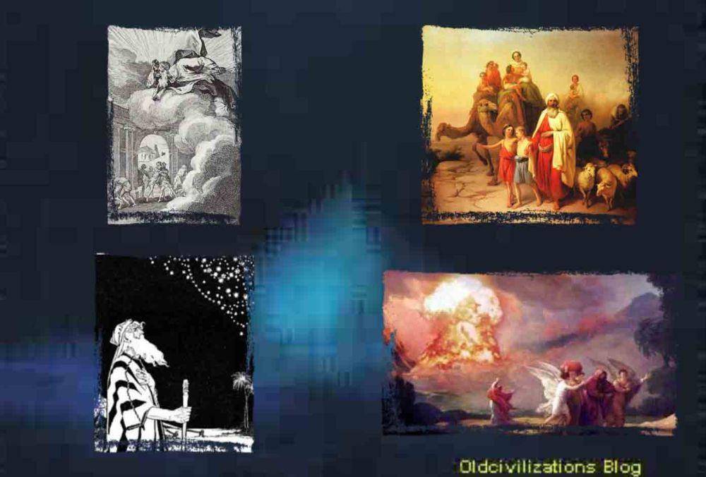 Antiguos pueblos contactados por los dioses y el fenómeno ovni (4/6)