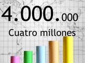 4 millones