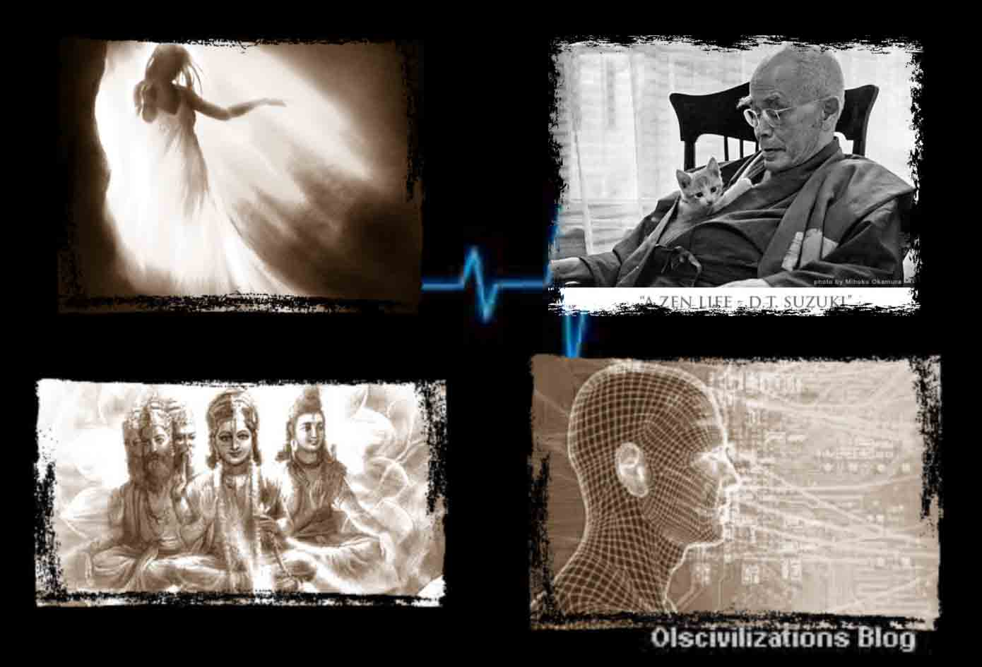 Resultado de imagen para ¿Qué es la materia y qué el espíritu?