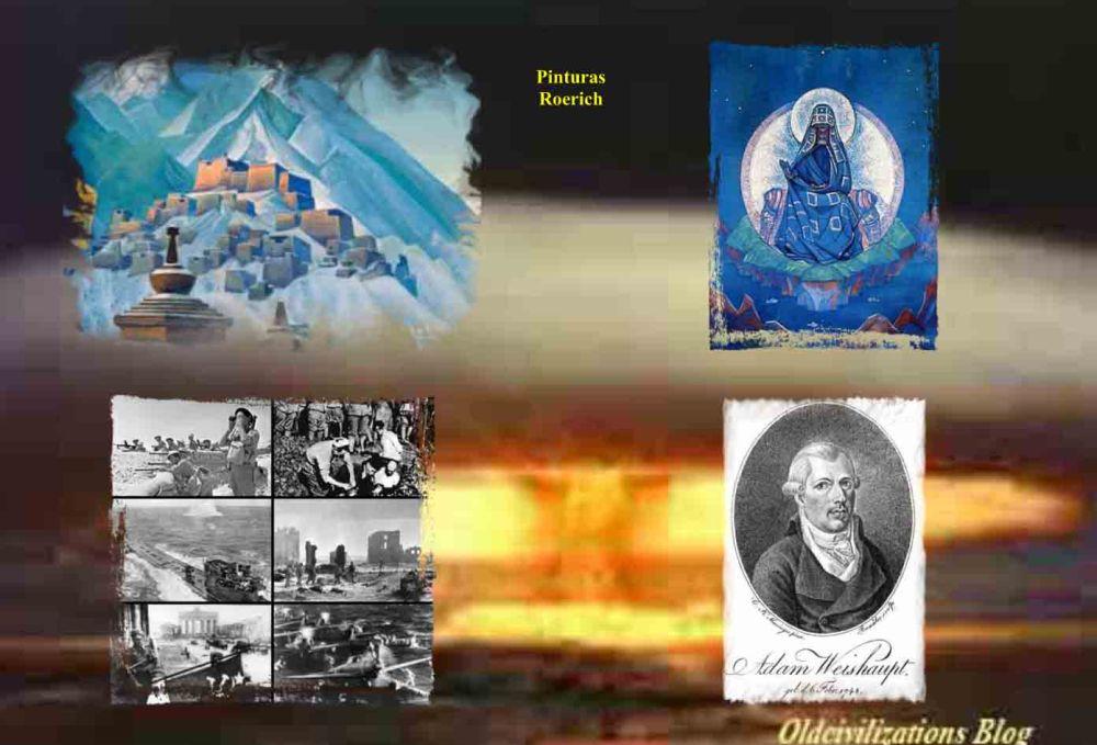 Los Illuminati, ¿están moviendo los hilos de nuestra historia? (1/6)