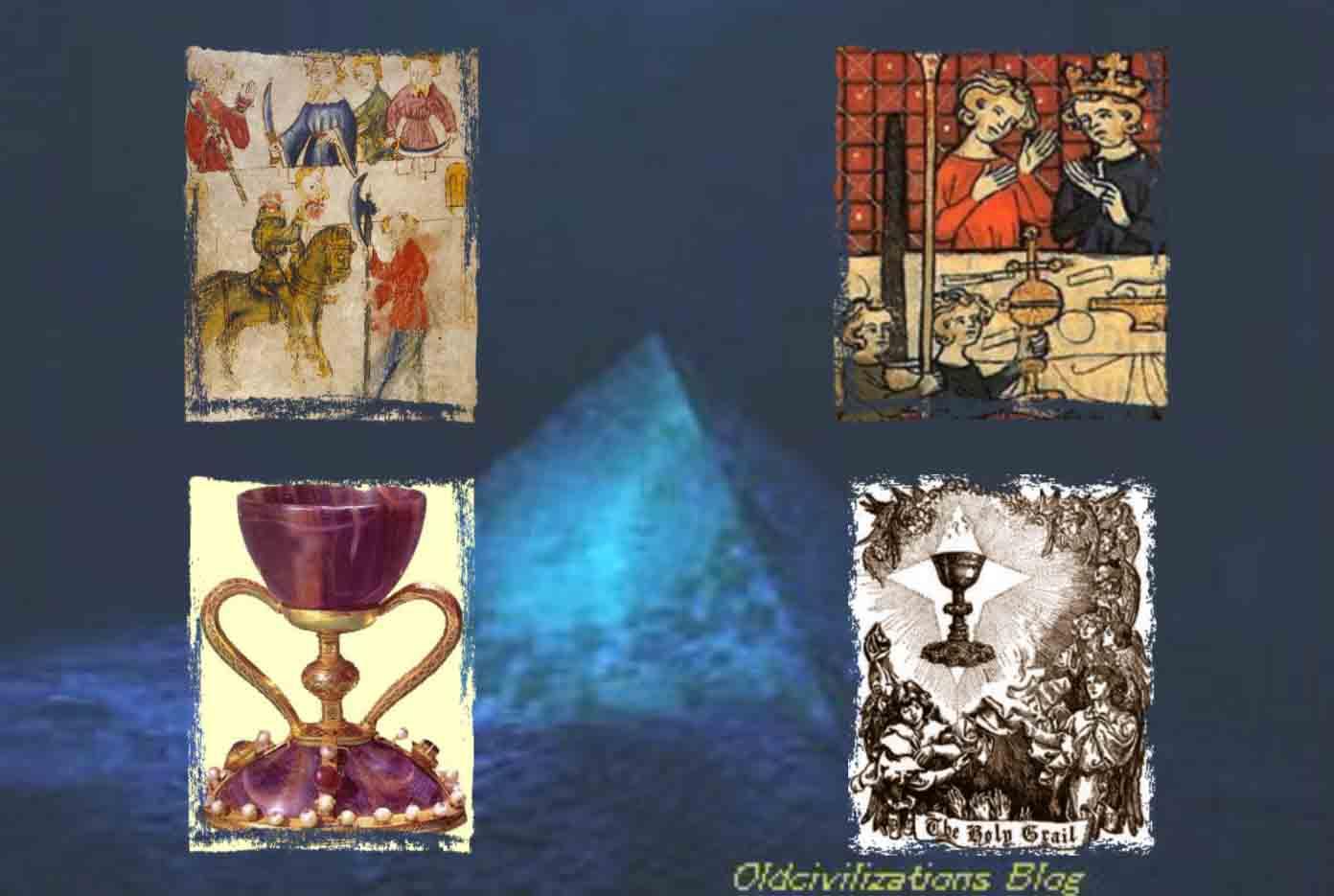 Qué sabemos realmente del Santo Grial y la Lanza Sagrada ...