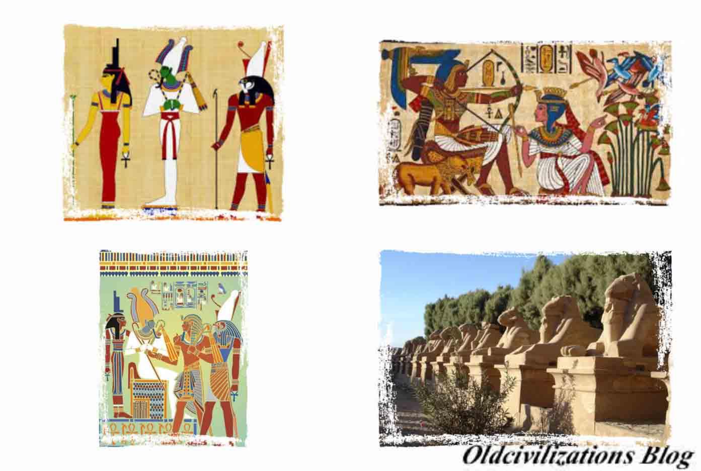 La antigua civilización egipcia constituye un verdadero enigma ...